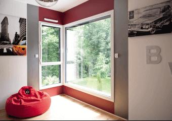 Fenêtres et portes-fenêtres aluminium Premium