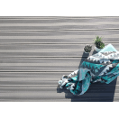 Lames de terrasse composite rainurées