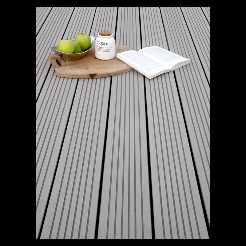 Lames De Terrasse Composite Lisse Ou Rainurée