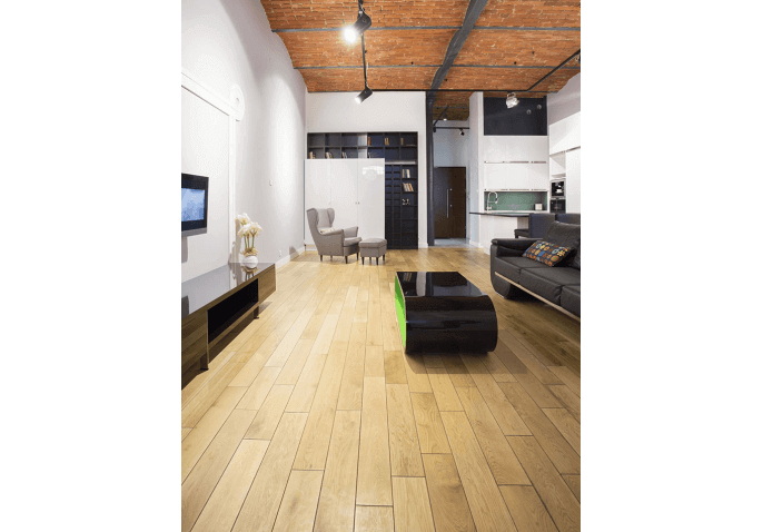 Parquet massif traditionnel