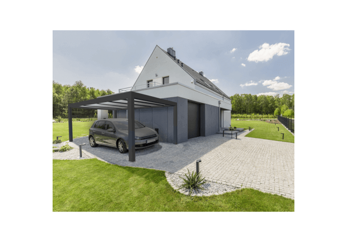 Carport Aluminium contemporain