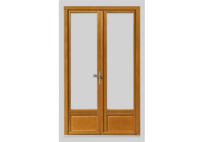 Porte-fenêtre bois PREMIUM