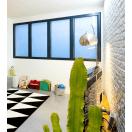 fenêtre aluminium gris anthracite