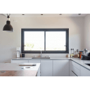Fenêtre aluminium coulissante