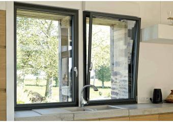 fenêtre aluminium oscillo-battant